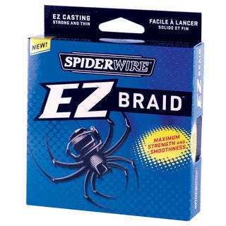 SpiderWire EZ Braid Moss Green 110-yard Fishing Line