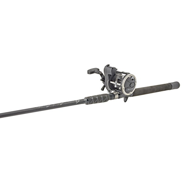 South Bend Black Beauty Trolling Downrigger Combo - 8.5-foot