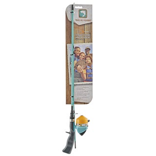 Take Me Fishing Spincast Combo - 4.5-foot