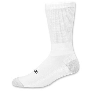Champion Double Dry Performance Men's Crew Socks (Pack of 6)