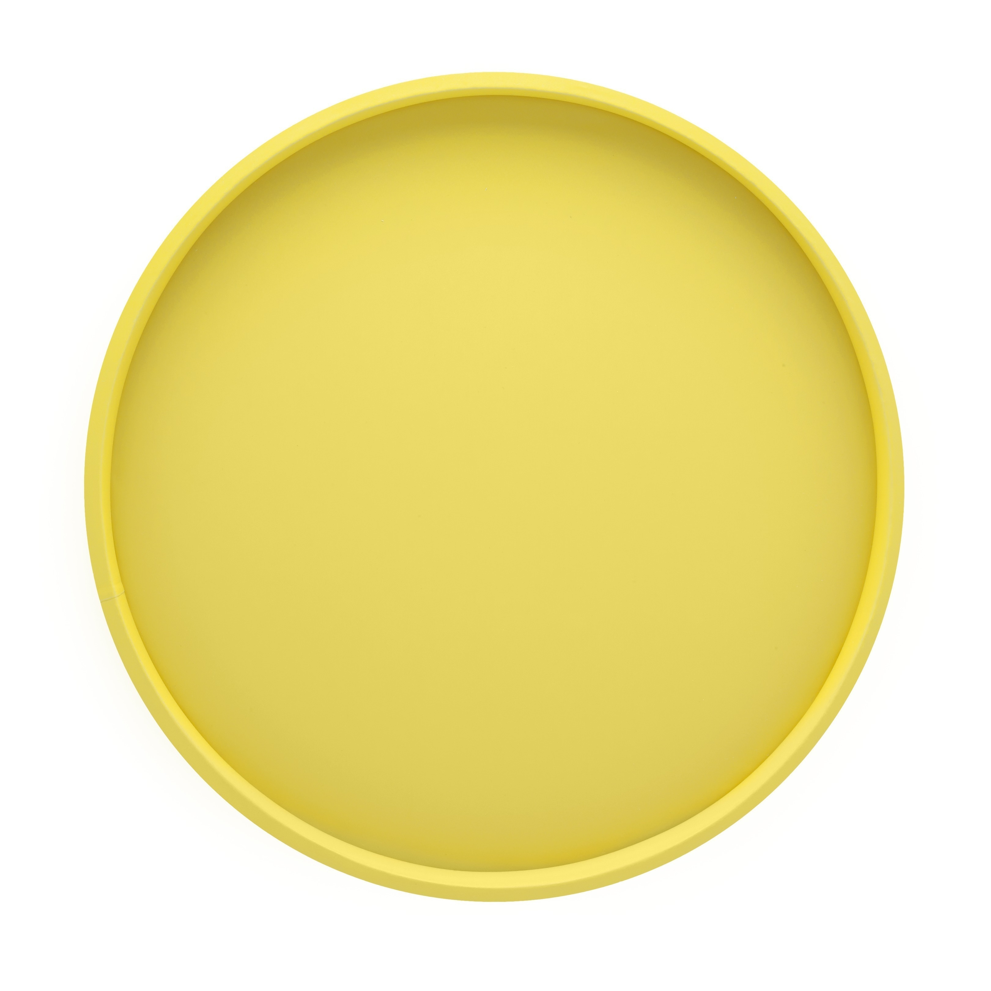 Fun Colors 14 Inch Round Serving Tray On Sale Overstock 9817534
