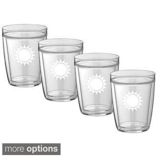 ae793c2a028 Buy Clear, Plastic Tumblers Online at Overstock | Our Best Glasses &  Barware Deals
