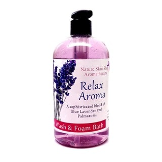 Aromatherapy Relax Lavender Shower/ Bath Gel