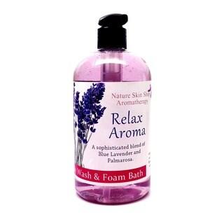 Aromatherapy Relax Lavender Shower/ Bath Gel