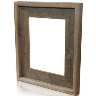 The Natural Pearl Grey Reclaimed Picture Frame (5-inches x 7-inches)