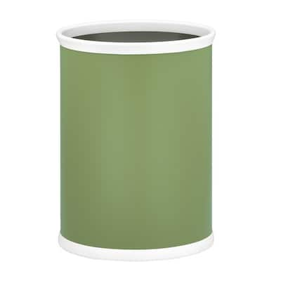 Buy Green, Plastic Kitchen Trash Cans Online at Overstock ...
