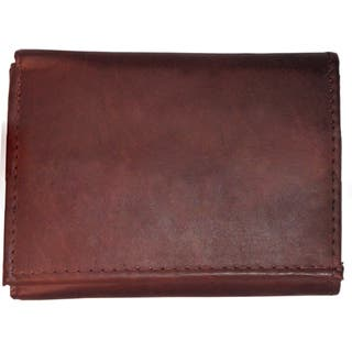 Men's Classic Genuine Leather Trifold Wallet|https://ak1.ostkcdn.com/images/products/9817609/P16982936.jpg?impolicy=medium