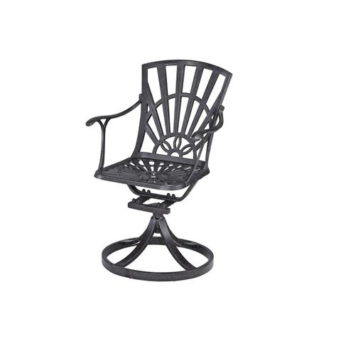 Largo Swivel Chair by Home Styles