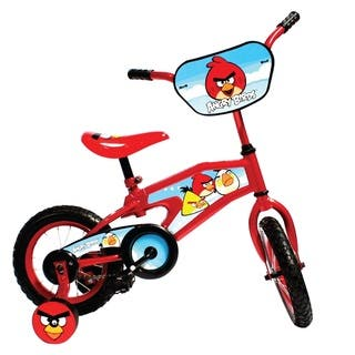 CFG Street Flyers Angry Birds R12 Kids Bicycles|https://ak1.ostkcdn.com/images/products/9817750/P16983043.jpg?impolicy=medium