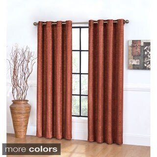 Monticlair One Grommet 84-inch Curtain Panel