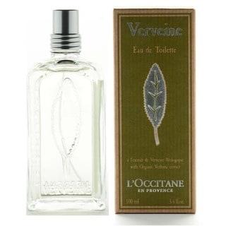 L'Occitane Verveine en Provence Women's 3.4-ounce Eau de Toilette Spray