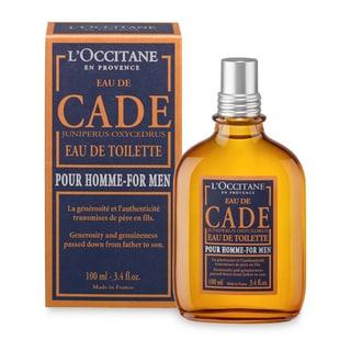 L'Occitane Cade Juniperus Oxycedrus Pour Homme Men's 3.4-ounce Eau de Toilette Spray