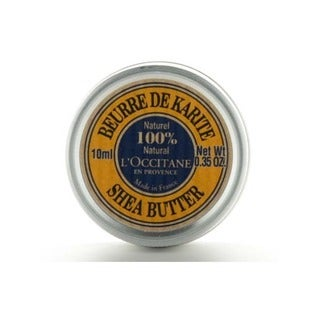 L'Occitane Organic Certified .35-ounce Shea Butter