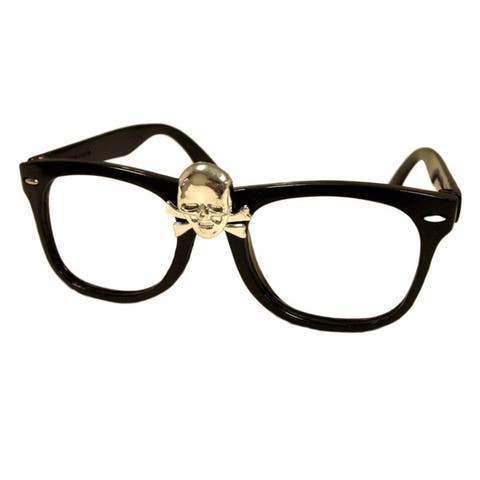 Rick 'Wild Thing' Vaughn Skull Glasses