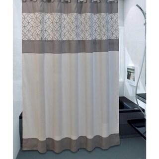 Sherry Kline Fresh Shower Curtain and Hook Set