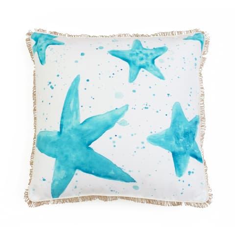 Thro by Marlo Lorenz Samaria Starfish Throw Pillow