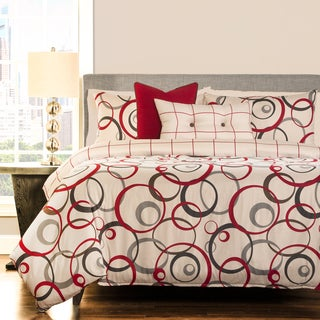 Reconstruction 6 Piece Duvet Cover And Insert Set Free