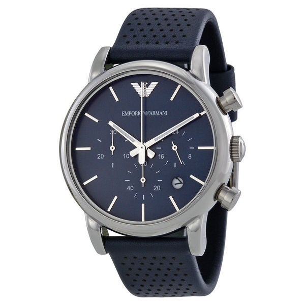emporio armani black dial chronograph men s watch ar2447 emporio armani watches for men best collection 2017
