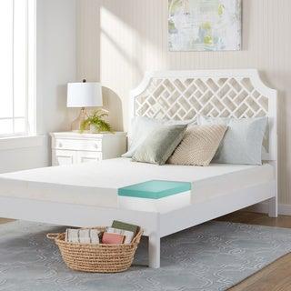 Comfort Dreams 8-inch California King-size Gel Foam Mattress