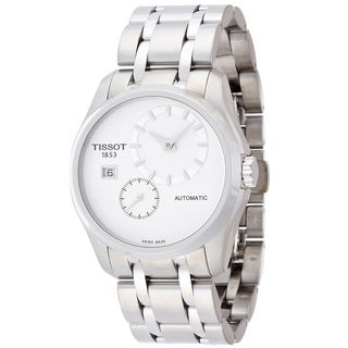 Tissot Men's T0354281103100 'Couturier' Automatic Stainless Steel Watch