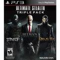 PS3 - Ultimate Stealth Triple Pack (Thief/Hitman: Absolution/Deus Ex: Human Revolution)