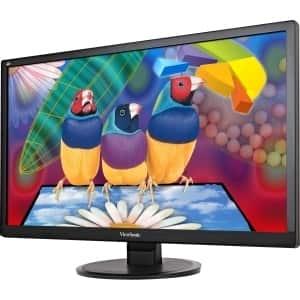 "Viewsonic Value VA2855Smh 28"" Full HD LED LCD Monitor - 16:9 - Black"