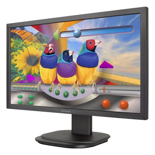 "Viewsonic VG2439Smh 24"" LED LCD Monitor - 16:9 - 6.50 ms"