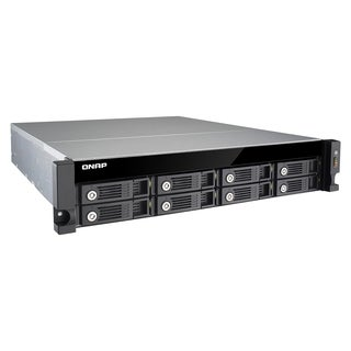 QNAP 8-bay High Performance Unified Storage