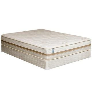 Furniture of America Dreamax 13-inch King-size Euro Top Gel Memory Foam Mattress