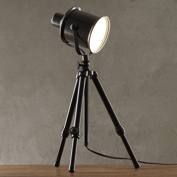 Director's Adjustable Tripod 1-light Spotlight Lamp by iNSPIRE Q Artisan