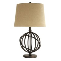 Espresso Finish Table Lamps