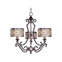 Maxim Mondrian 3-light Chandelier