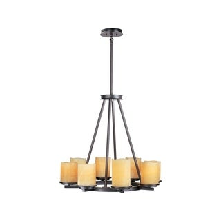 Maxim Luminous 8-light Chandelier