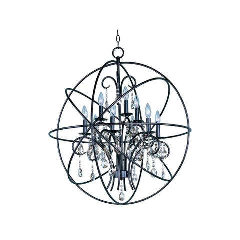 Maxim Orbit 9-light Pendant