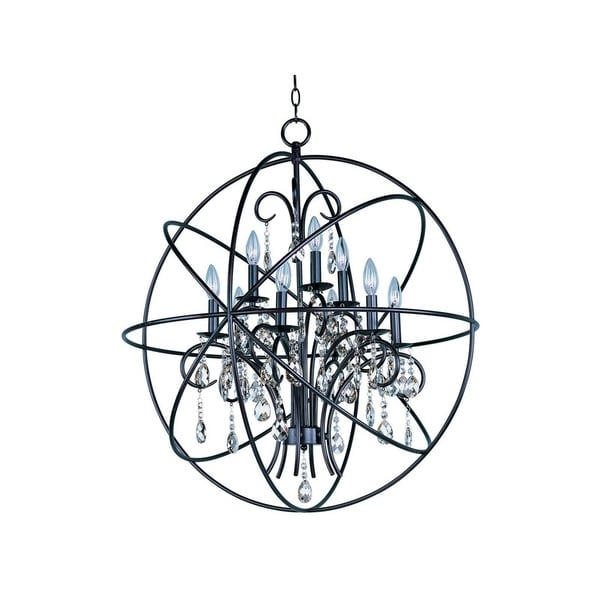 Maxim Orbit 9-light Pendant. Opens flyout.