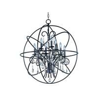Maxim Orbit 9-light Pendant