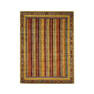 Kashkuli Handmade Oriental Wool Area Rug (5'9 x 7'10)