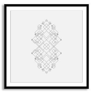 Gallery Direct Kovalto1's 'Connection' Framed Paper Art