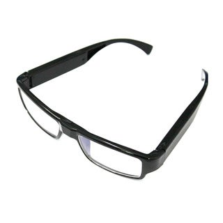 Fashionable 1280 x 960 Video Recording Pinhole Camera Spy/ Camera Glasses