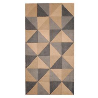 Herat Oriental Indo Hand-tufted Tibetan Wool Rug (4' x 5'6) - 4' x 5'6