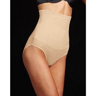 Flexees Fat Free Dressing Hi-Waist Brief