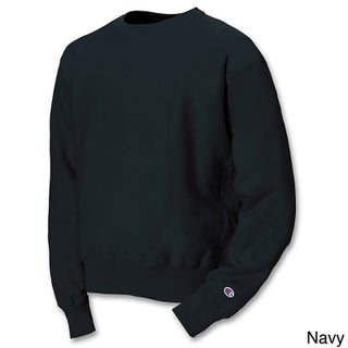 Champion Reverse Weave Crew (Option: L, Navy)