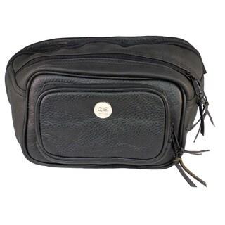 Medium Leather Concealment Fanny Pack