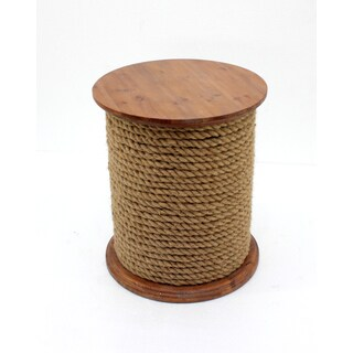 Teton Home Spool Wooden Table