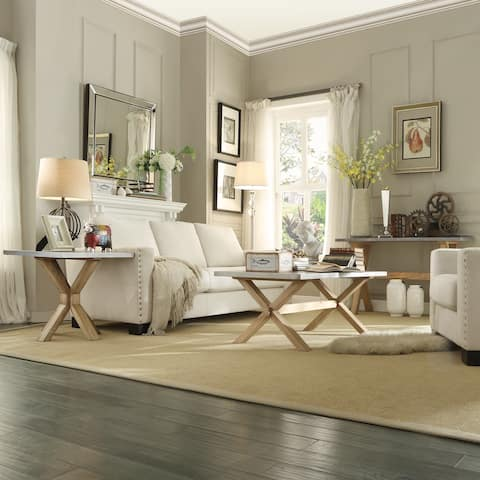 Buy Rustic Living Room Furniture Sets Online at Overstock | Our Best ...