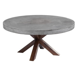 Sunpan U0027MIXTu0027 Warwick Round Dining Table