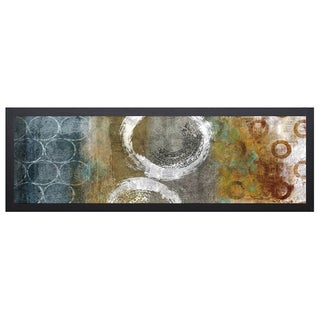 Keith Mallet 'Tranquility lI' Framed Artwork
