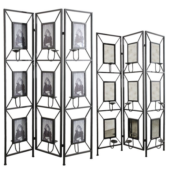 Shop Maddox photo frame room divider - On Sale - Free Shipping Today ...