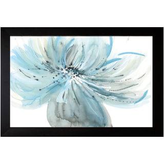 Rebecca Meyers 'A Grand Bloom' Framed Artwork