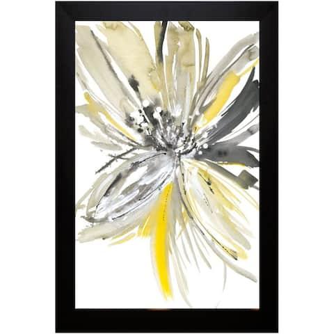 Rebecca Meyers 'A Sunny Bloom' Framed Artwork - Multi